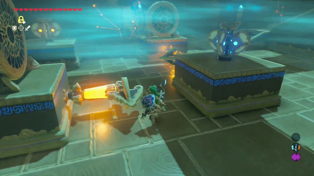 The Legend Of Zelda Breath Of The Wild Akh Va Quot Shrine Santuario De Kovatt Youtube Many of the turbines are tied to orange switches. the legend of zelda breath of the wild akh va quot shrine santuario de kovatt