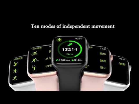 Apple Watch 6 Clone Teaser