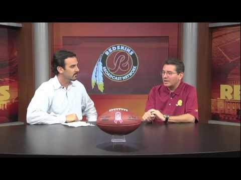 Forbes Two on Two With Washington Redskins owner Dan Snyder