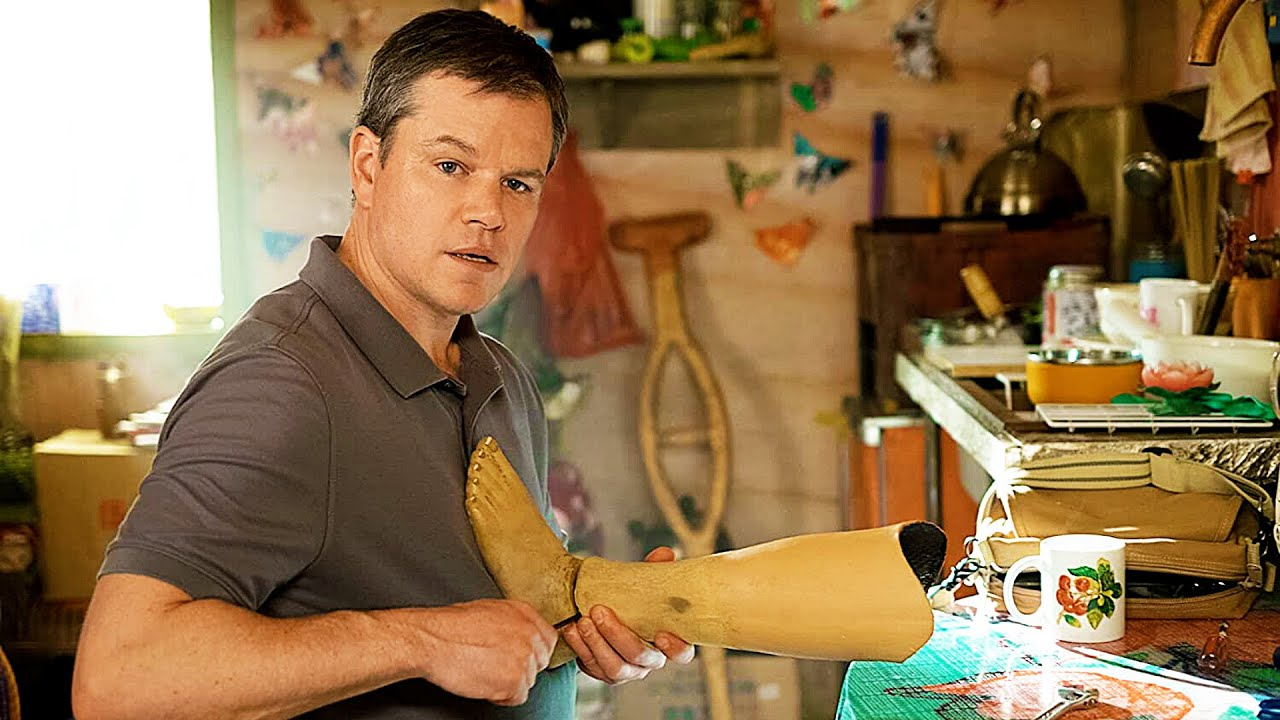 Download DOWNSIZING - Movie Review (2017)