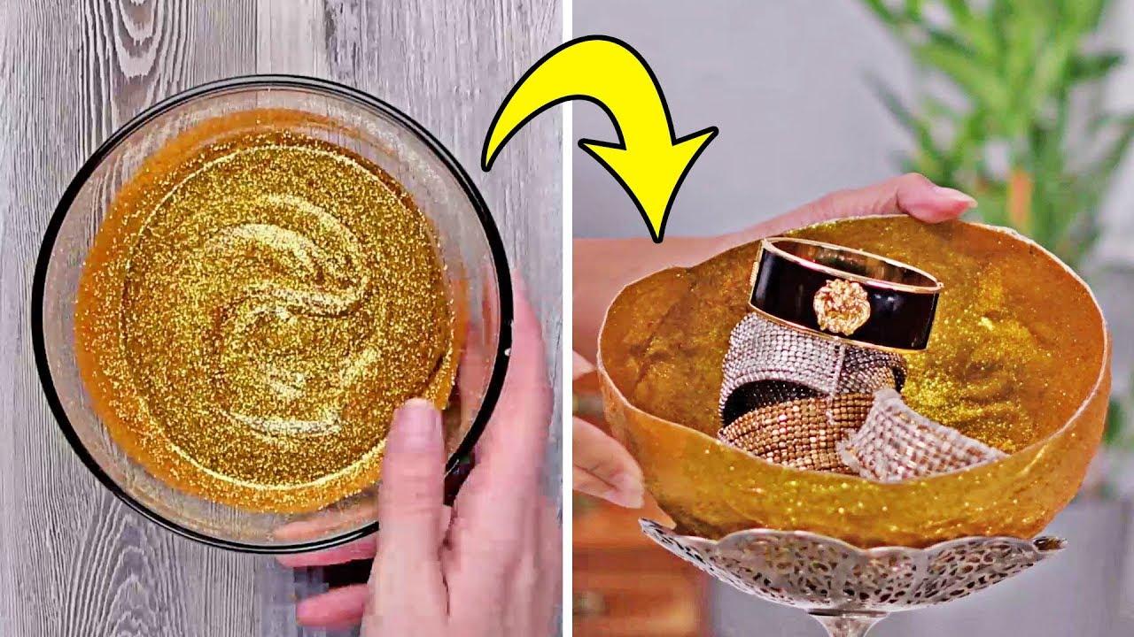 Try These AdoraBOWL Home Decor Ideas | DIY Bowls & Lanterns | Life Hacks by Blossom