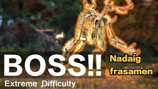 GreedFall  Boss nadaig frasamen  Extreme  Difficulty  Walkthrough 贪婪之秋 极难 boss nadaig frasamen 攻略