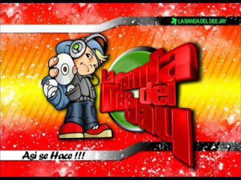 LA BANDA DEL DJ 2007-ASI SE HACE