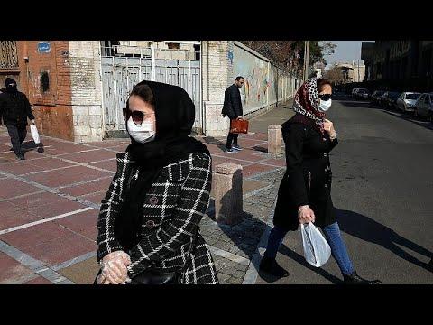 Коронавирус в Иране: меджлис приостанавливает работу