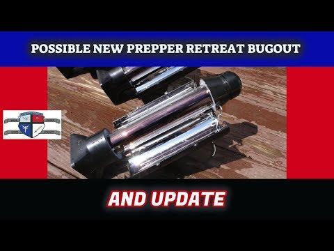 Possible New Prepper Retreat Bugout Location - Free Survival Tactics