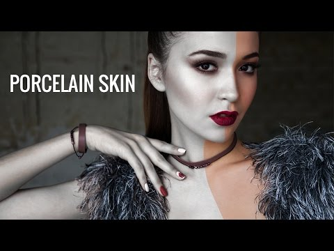 How To Get Glowing White Porcelain Skin In Photoshop CC 2017