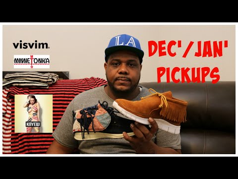 DEC'/JAN' PICKUPS(VISVIM,CUSTOMS,KNYEW) | REGDADON
