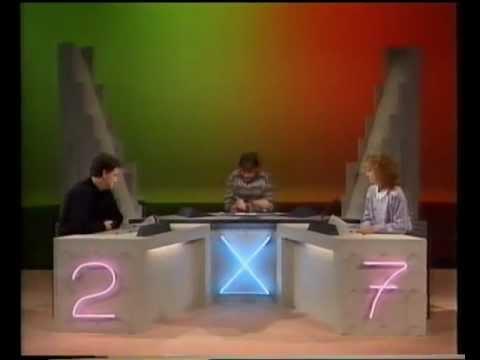 """BRT TV2 - """"2 X 7"""" + klok (17 oktober 1989)"""