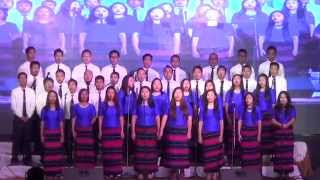 BYF EBCC Delhi @ The 3rd North East India Choral Singing Competition
