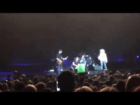 Little Big Town - Chatter (Too drunk to day drink) | Muncie, IN (3/14/15)
