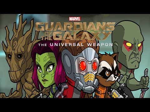 Guardians of the Galaxy: The Universal Weapon - iOS / Android - HD (Sneak Peek) Gameplay Trailer