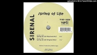 Sirenal - Spring Of Life (Rejuiced Mix)