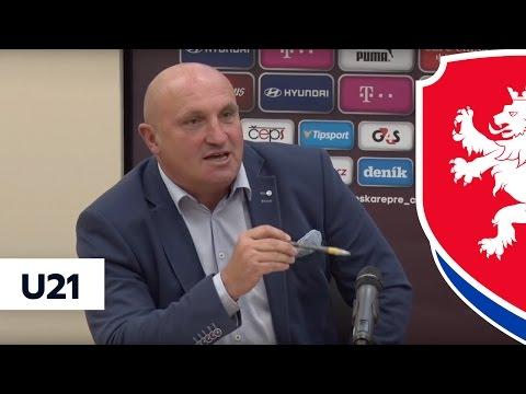 """Nominační tiskovka  ČR """"21"""""""