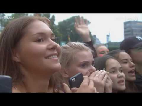 Marcus og Martinus Plystre på deg, Ei som deg og Elektrisk | Live VG-Lista 2016