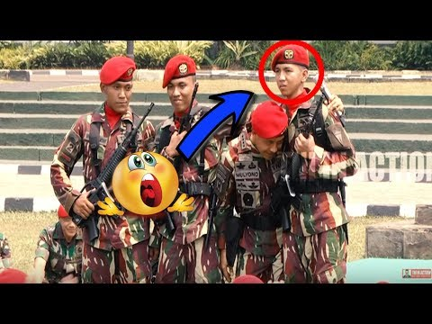 KASAD Mulyono : Ini Jantungnya Mau Copot !!!