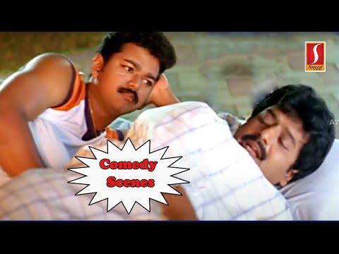 Tamil comedy scenes | Vijay & vivek comedy...