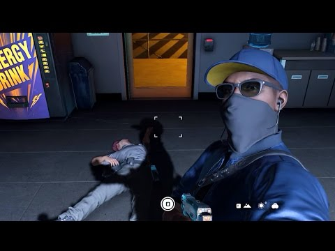 ИГРА ГОДА [2017]  Watch Dogs 2 работает на любые пк