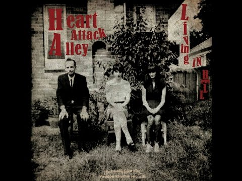 Heart Attack Alley - Living in Hell (Voodoo Rhythm) [Full Album]