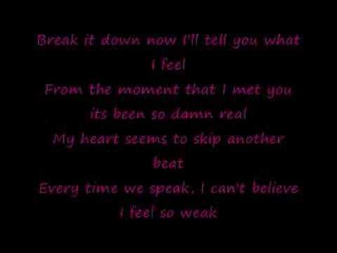 Goin Crazy with lyrics by Natalie