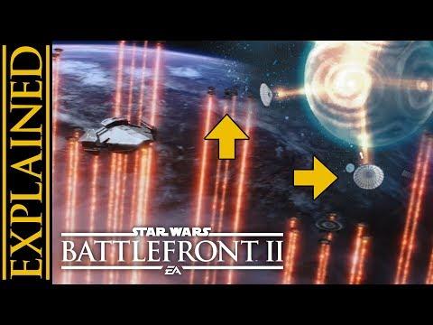 Star Wars Battlefront II Single Player Trailer Breakdown & Analysis
