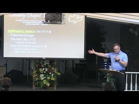 27 February 2019 | CCWO Midweek Study 2 Samuel 17 | Pastor Dan Jacobson