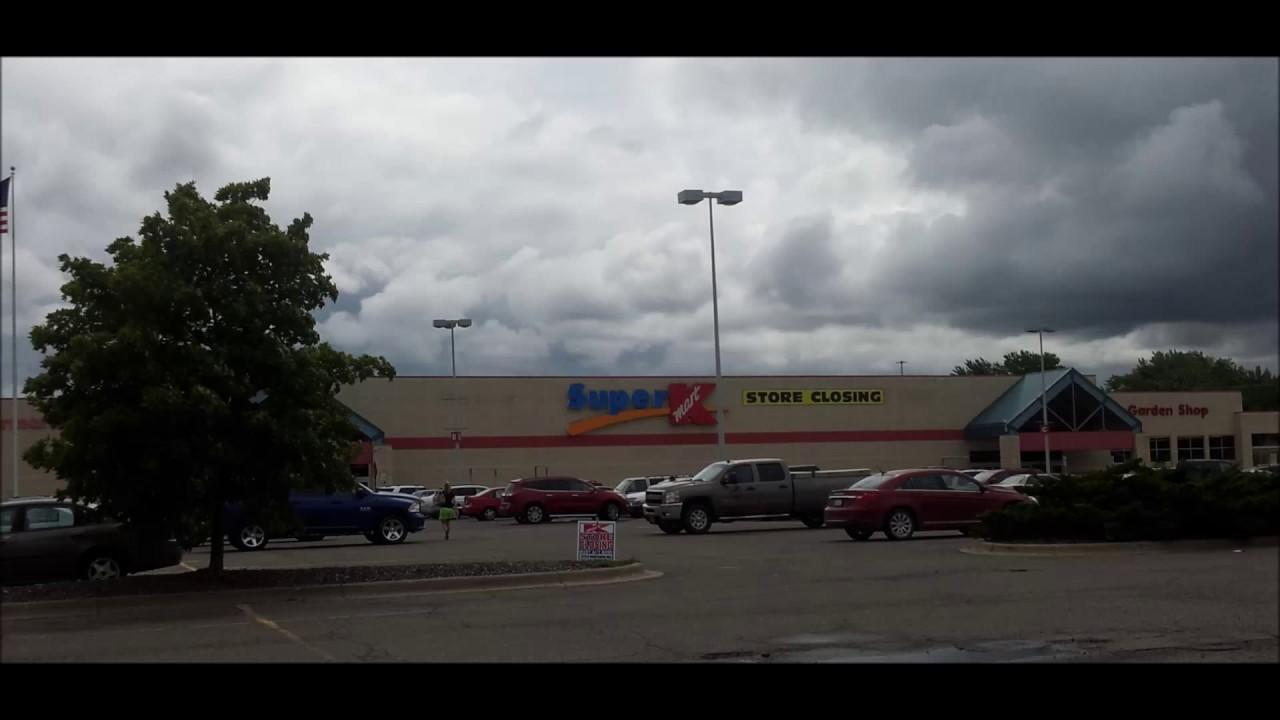 Super Kmart Store Closing Picture Slideshow
