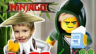 Gra LEGO Ninjago Movie na tablet! - Następca Wu-Cru.