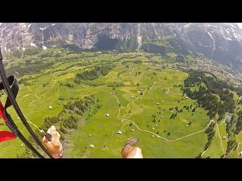 Speedflying Grindelwald First