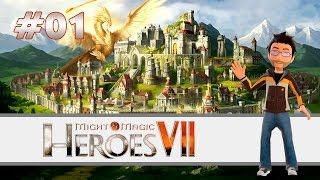 Heroes VII M&M | #01 Santuario | Español