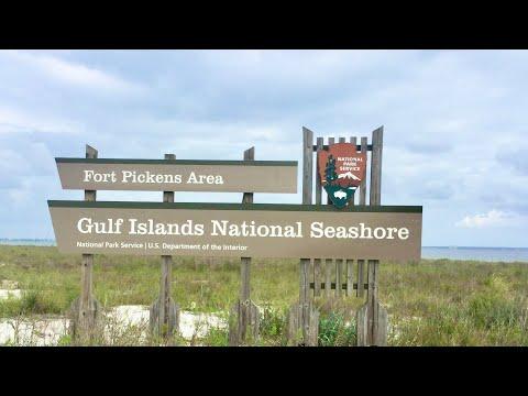 Fort Pickens Campground, Florida