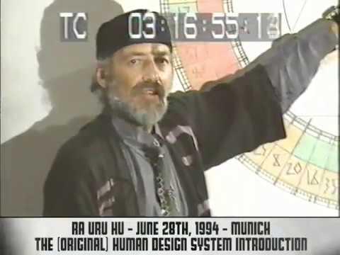 Ра Уру Ху - Введение в Систему Дизайна Человека (1994)