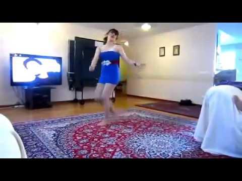 فیلم  ساله رقص دختر ایرانی 18 رقص منازل للكبار فقط رقص معلايه رقص ...