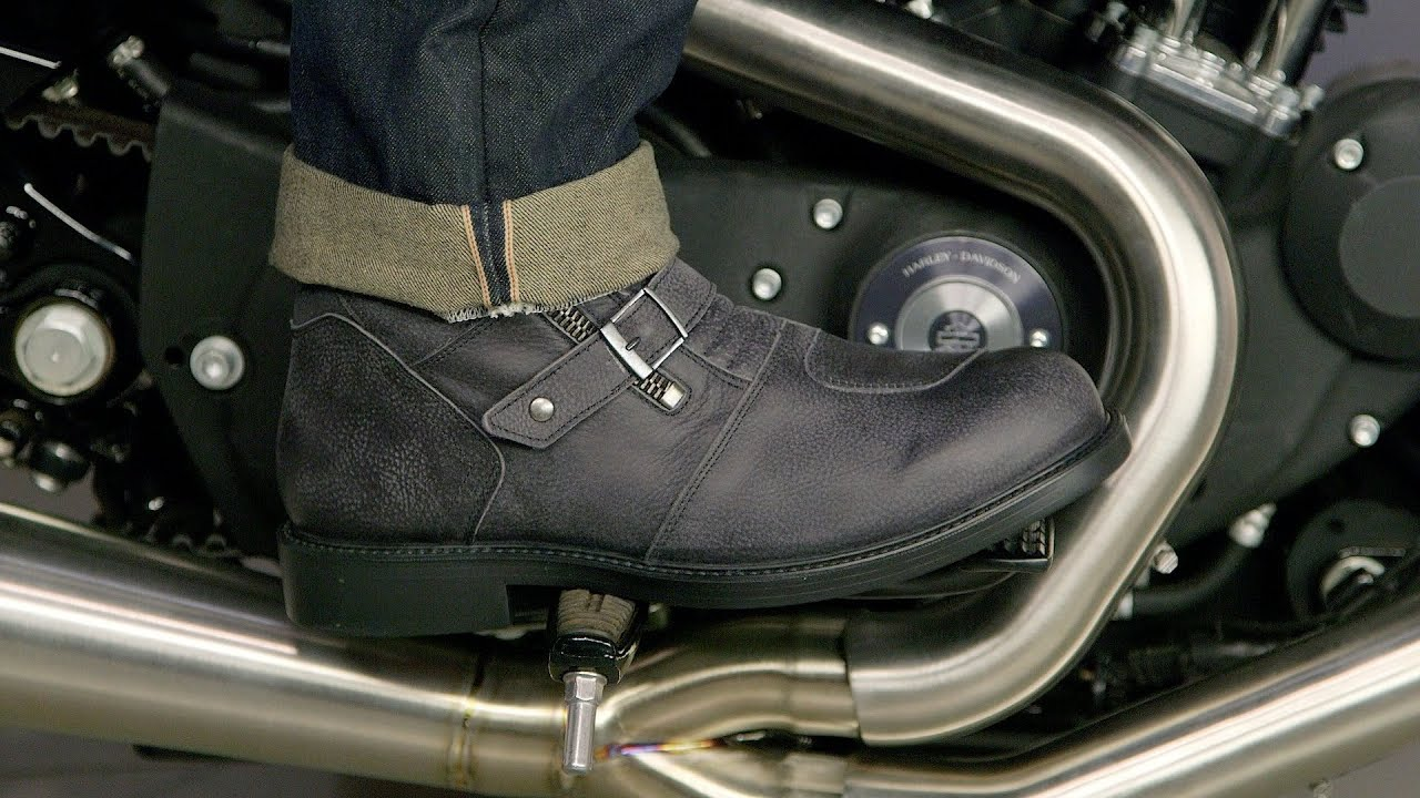 Stylmartin Cruise Boots Review At Revzilla Com Youtube