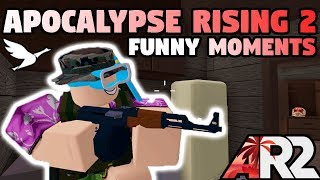 APOCALYPSE RISING 2 - LOTS OF LOOT | FUNNY MOMENTS (ROBLOX)