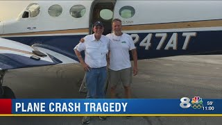 Plane crash tragedy