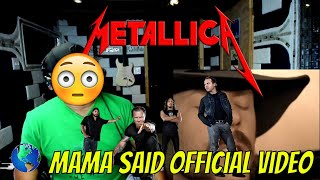Metallica Mama Said Official Music Video - Producer Reaction