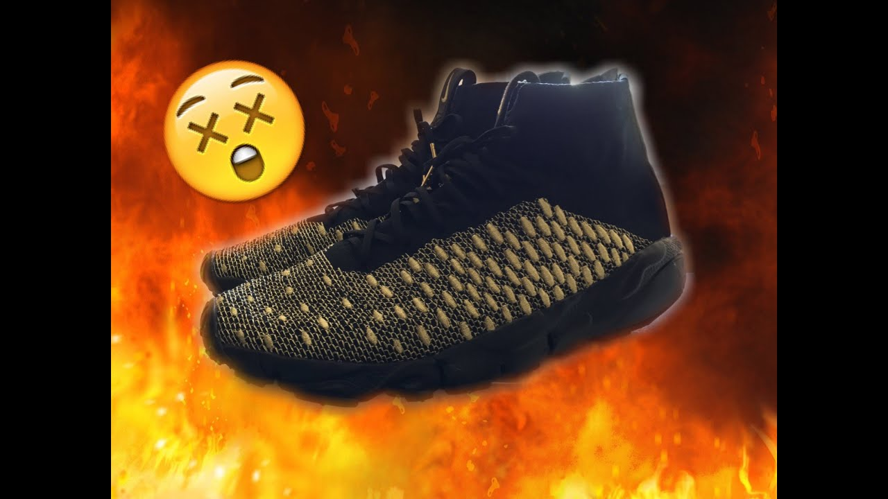 e126dd2892 Air Footscape Magista QS LION x Olivier Rousteing + ON FOOT - YouTube