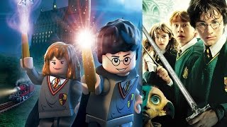 Lego Harry Potter Years 1-4 Part 25-The Very Secret Diary