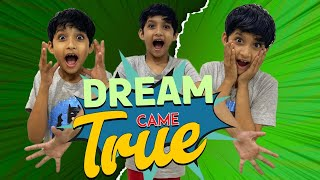 Dream Came True | A Lifetime Gift to Son | Puppy Surprise| Maa Happy Home | Vlog | Sushma Kiron