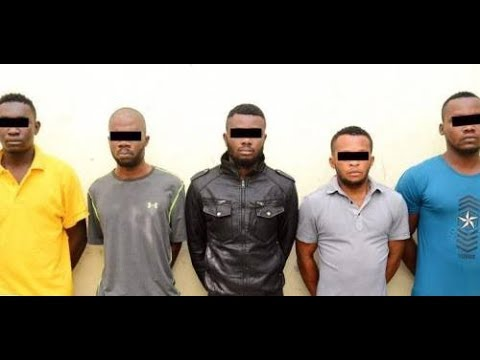 Five Nigerians Arrested For 'Stealing' Dh2.3million In The UAE