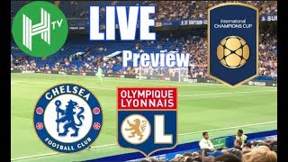LIVE | Chelsea v Lyon ICC | Stamford Bridge