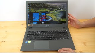 Acer Aspire E5 Review