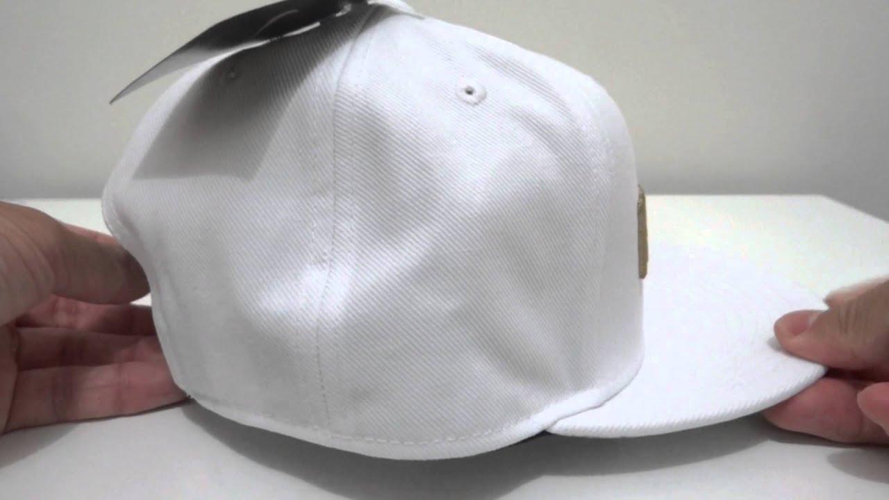 600e87e04ae Nike FC Cap Snapback White - Boné de Nike FC Branco - YouTube