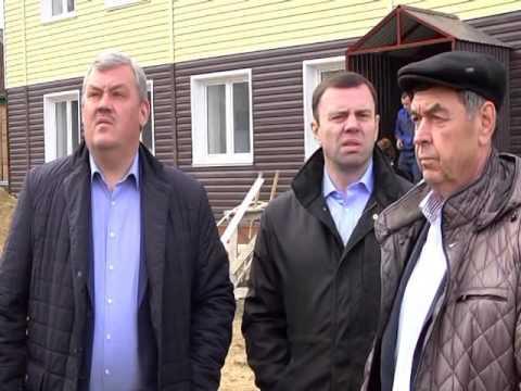 Очередной визит Гапликова