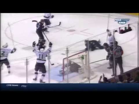 LA Kings Become 4th Team in NHL History to Win a 7 Game Series After Losing First 3 Games (Down 0-3)