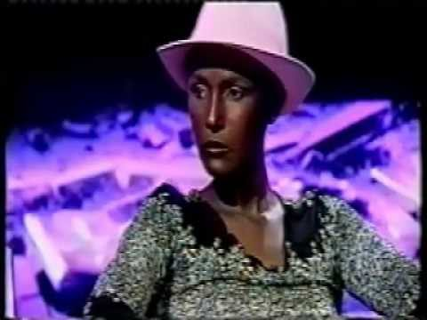 Waris Dirie interview for the BBC Hardtalk Extra London