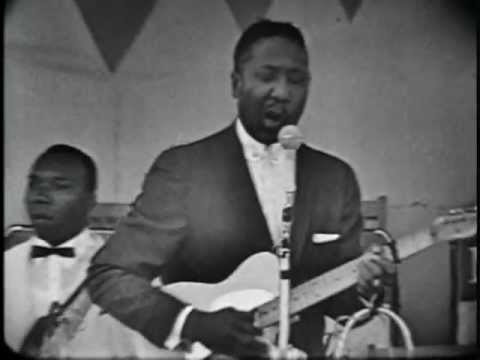 Muddy Waters Rollin'Stone - Newport1960