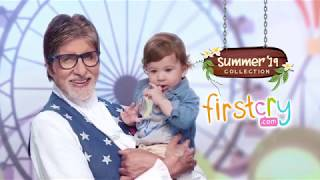 FirstCry.com New Summer 19 Collecti...