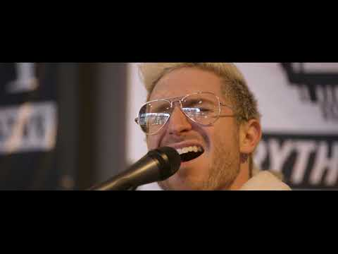 WALK THE MOON - One Foot (LIVE) acoustic Point Lounge session