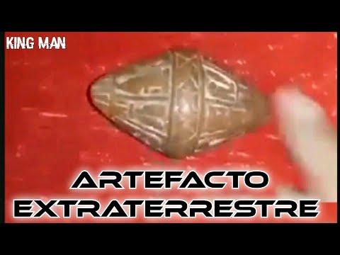 Artefacto extraterrestre que interfiere con nuestra tecnologia actual y no se ve en el espejo